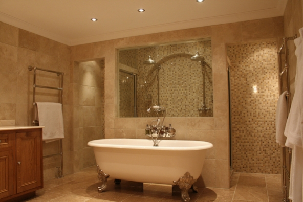 Blenheim Bath and Showerroom  Chadder  Co