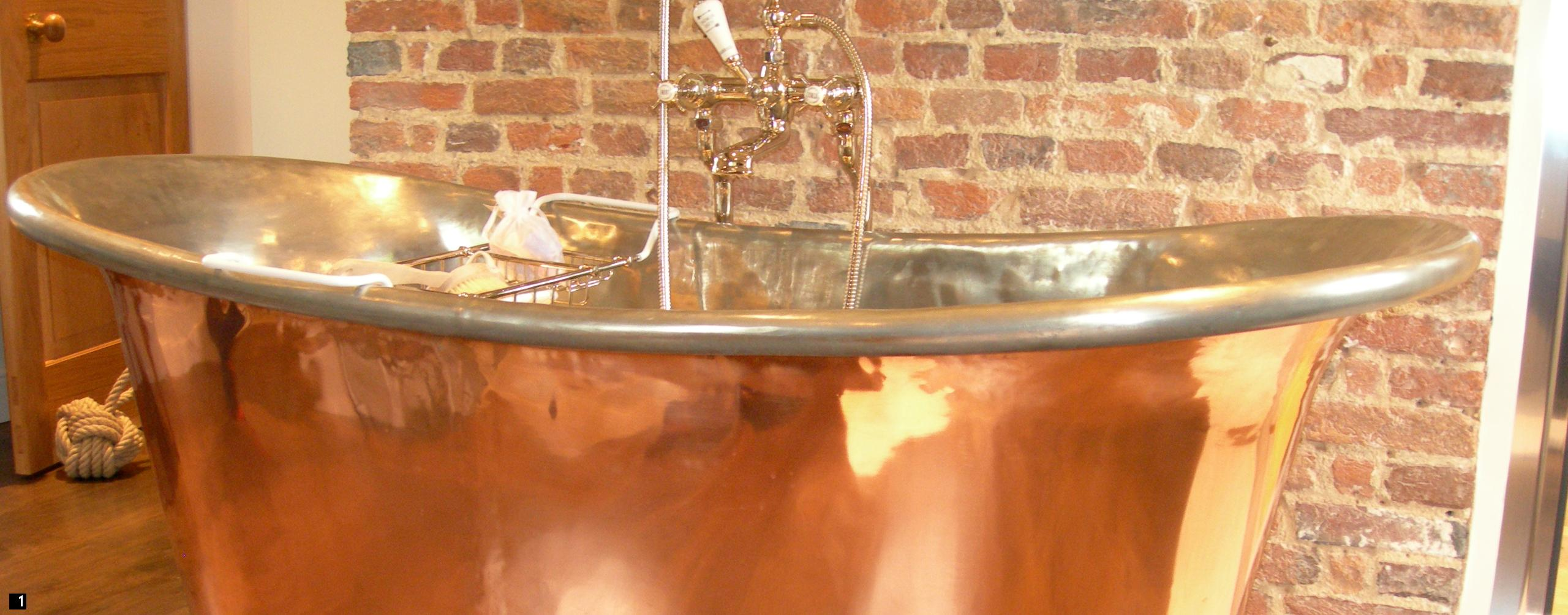 Copper Baths  Product Categories  Chadder  Co