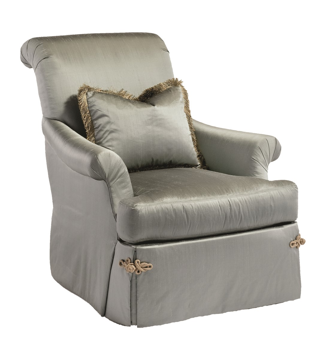 swivel chair quotes antique wooden chairs pictures sleigh u0770 1 chaddock collection our