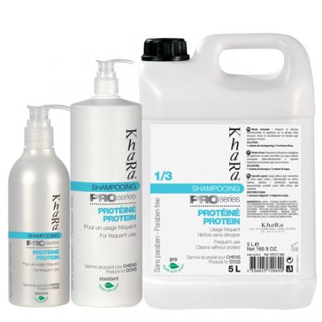 Khara protein shampoo - Chadog Corporate