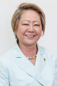 ブラジル日本文化福祉協会  呉屋春美 会長