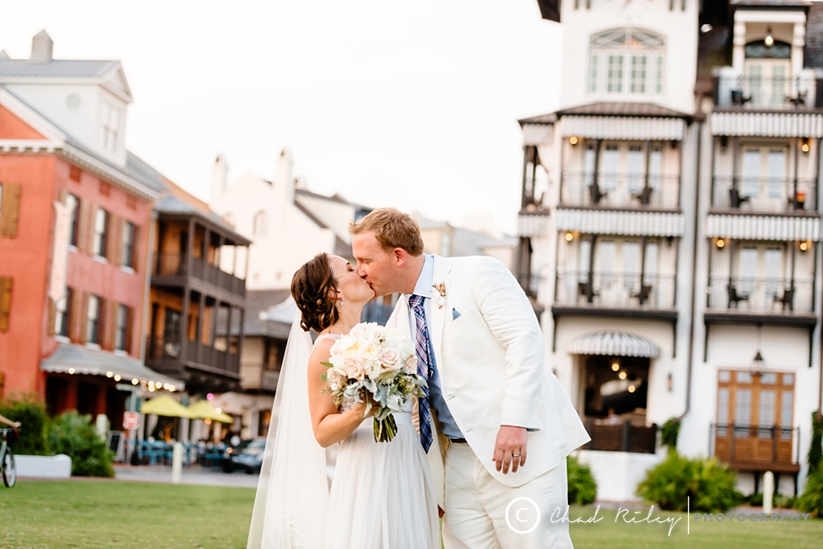 Laura + John   Rosemary Beach, FL Wedding