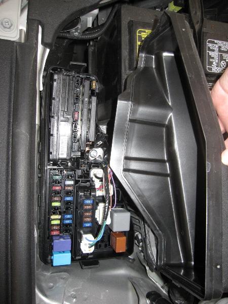 2003 Toyota Sienna Fuse Diagram Toyota Camry Fuse Box Location 107