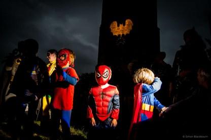 There's no shortage of future superheroes (© Simon Blackbourn)