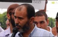 مسيرة شعبية بالرباط للتنديد بمجازر الانقلابيين بمصر
