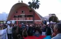 مسيرة العدل والإحسان في أكادير يوم 26 – 2 – 2012