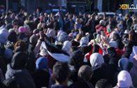وجدة.. مسيرة حاشدة دعما للقدس القدس عاصمة فلسطين.. قاصمة إسرائيل