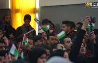 ربورطاج: المهرجان الختامي لفعاليات ملتقى القدس الرابع بجامعة علد المالك السعدي – طنجة