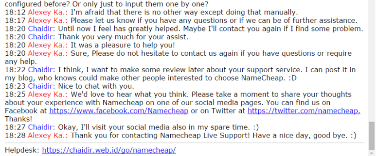 live-chat-three-hours-with-namecheap