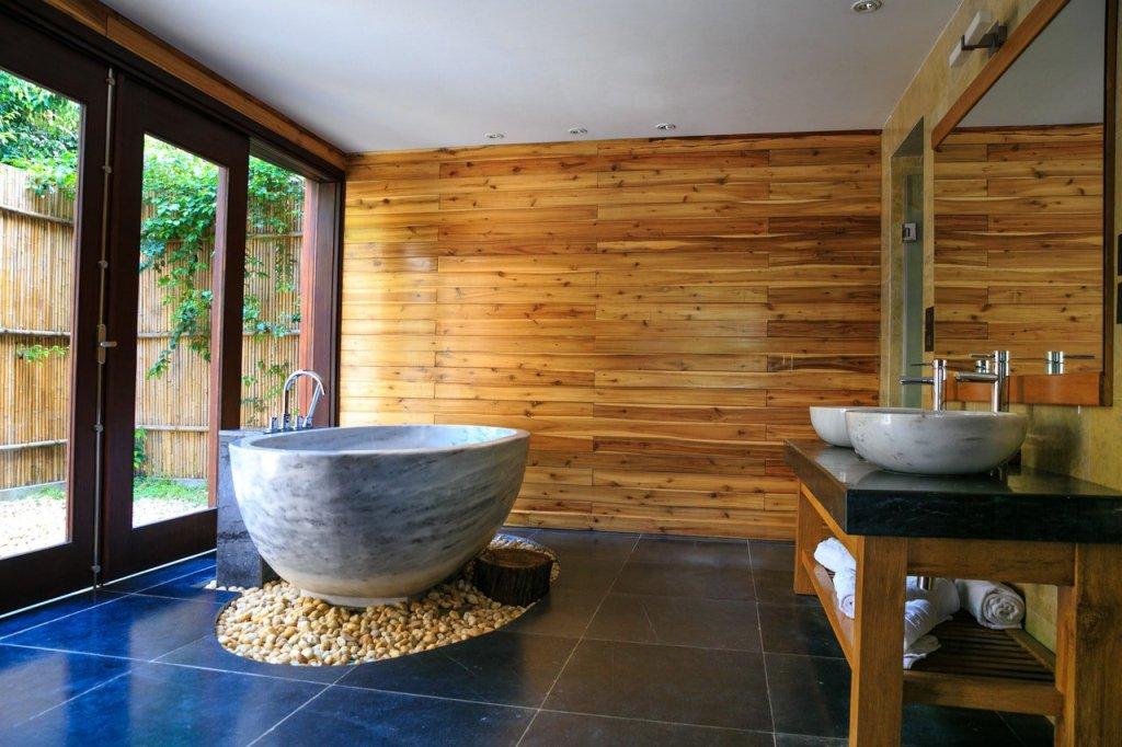 Bathtub Mandi Menginap di Hotel