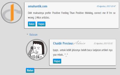 Komentar dengan Avatar OpenID yang lama