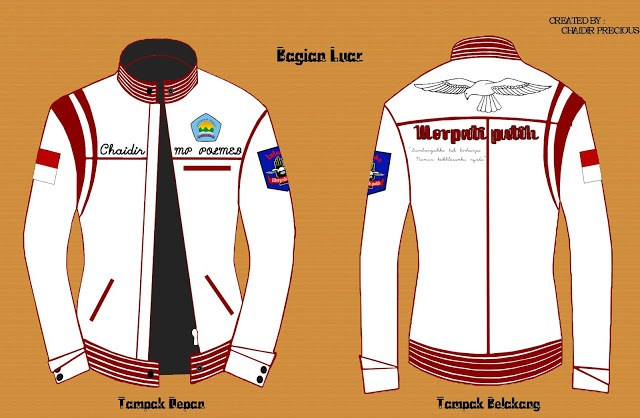 860+ Desain Jaket Merpati Terbaru