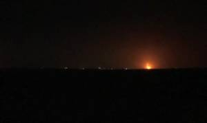 IDF Attacks Hamas Targets In Southern Gaza