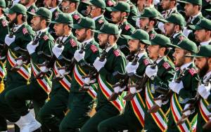 Iran Guards Threaten U.S., 'Fake Zionist Regime' Over Soleimani Killing