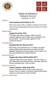 Kaze Wines