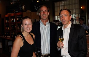 Elizabeth Verschoor, John Verschoor, and Michael Lancor