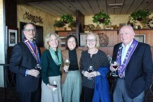 Russell Menkers, Patricia Myers, Barbara Weinberg, Kathryn Bender, Alan Flaherty