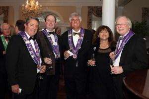 Robert Clarke, Kelly Fulmer, John Mocker, Margaret Vontz, Al Vontz III.