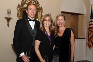 Michael Lancor, Vice Conseiller Gastronomique Barbara Lancor, Laura Ruby