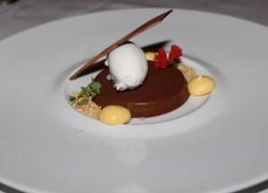 Chocolate crémeux