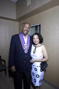 Chevalier Edgar Smith Jr., Toni Robinson-Smith