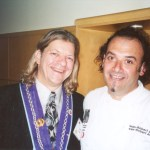 Dinner at Pigall's – June 29, 2003