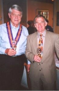 Professionnel du Vin Gordon Hullar, Stuart Pray
