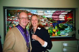 Chevalier Mike Broe, Mary Anne Broe