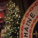 Holiday Dinner at Metropolitan Club – December 12, 2010