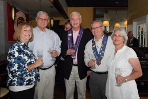 Janet Smith, Steve Simon, Graig Smith, Clint Haynes, Jean Haynes