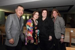 Chuck Hong, Marilyn Harris, Mary Horn, Laura Ginn