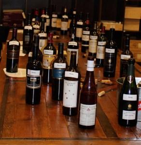 Cellar Treasures wine selections