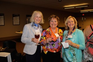 Meredythe Daley, Carmen Parks, Nancy Lawson