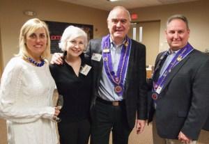 Martha Willis, Jeannine and John Winkelmann, Craig Willis