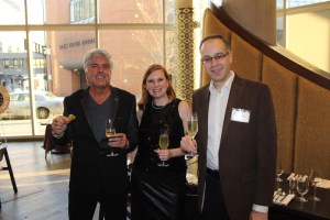Chevalier John Mocker, Vice Chancelier-Argentier Bethanie Butcher, Guenter Matthews