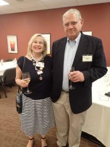 Dame Nancy Lawson, Steve Simon
