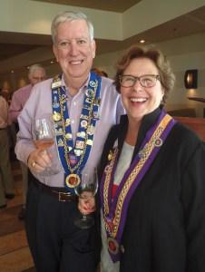 Chargé de Presse Provincial Lee Flischel, Kathy Merchant