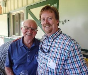 Irwin Weinberg, Eric Durbin