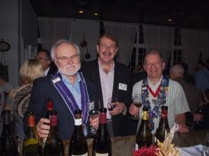 Pat Shea, Clayt Daley, J.T. Mayer