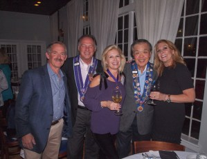 Drew Foppe, Kelly Meyer, Pam Olscamp, Chuck Hong, Kim Meyer