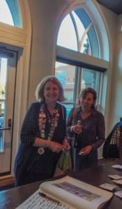 Susan Verschoor, Dr. Diane Litwin