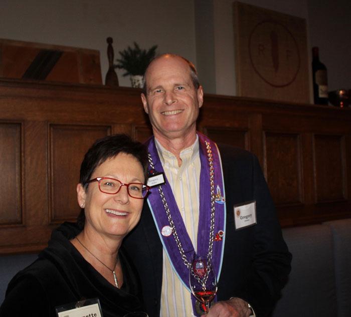 Greg & Jeannette Jones