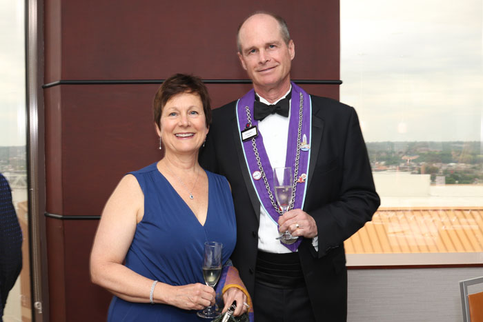 Jeanette and Greg Jones
