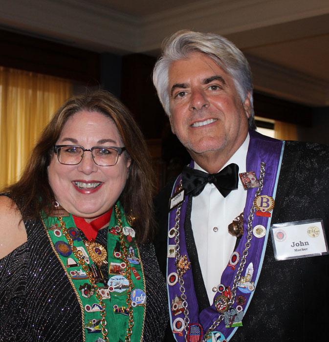Renee Wilmeth, John Mocker