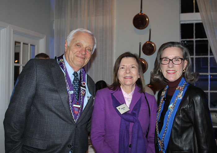 Ken Kenniston, Jeanne Elliott, Janet Reynolds