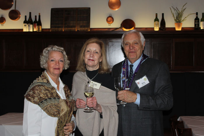 Paula Wienkoop, Judy Kenniston, Ken Kenniston