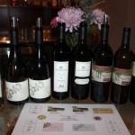 Long Meadow wine selection