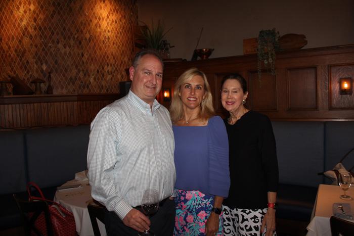 Craig Willis, Martha Willis, and Ronna Willis
