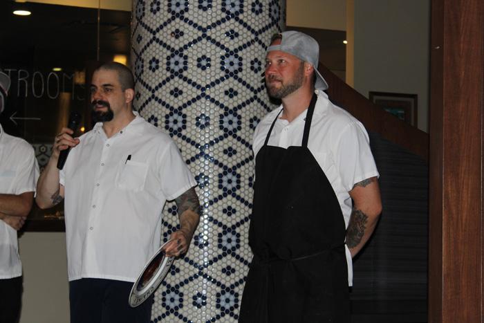 Chef Jose Salazar