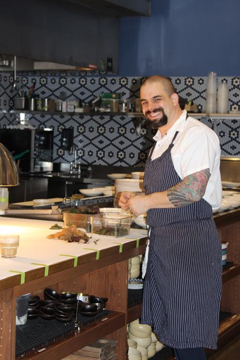 Mita's Chef Jose Salazar
